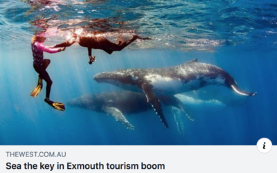 Tourism the key in Exmouth